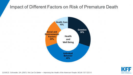 Beyond Health Care: The Role of Social Determinants in Promoting Health and  Health Equity | KFF