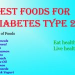 Best Foods For Diabetes Type 2: The Diabetes and Health Guideline