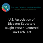 T2D Archives - The Low Carb Healthy Fat Dietitian