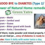 Home Remedies for Controlling and Reversing Diabetes | Diabetes  Medications, Drugs and Treatment