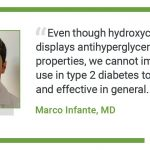 Long-term data lacking for hydroxychloroquine use in type 2 diabetes,  COVID-19