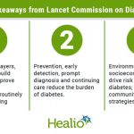 Experts outline action plan to address global diabetes epidemic