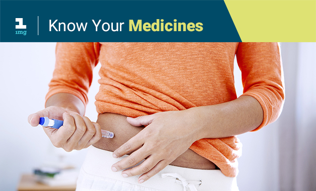 Know Your Medicine: How To Use Insulin Injection For Diabetes - 1mg Capsules