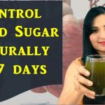 Cure Diabetes Naturally in 7 Days / Best Home Remedy for Diabetes /  Samyuktha Diaries - YouTube