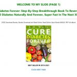 How To Get Rid Of Diabetes Forever