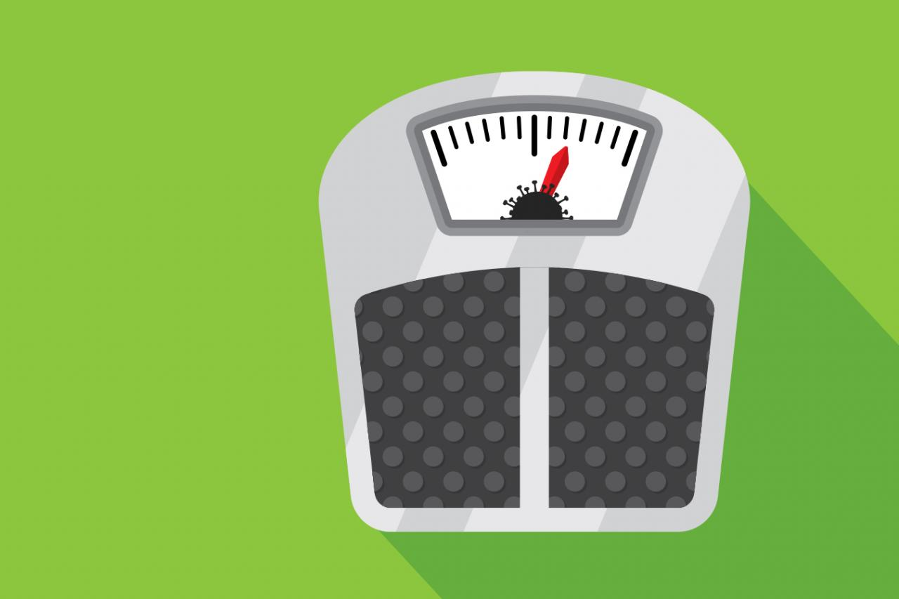 High Obesity Rates in Southern States Magnify Covid Threat | Kaiser Health  News