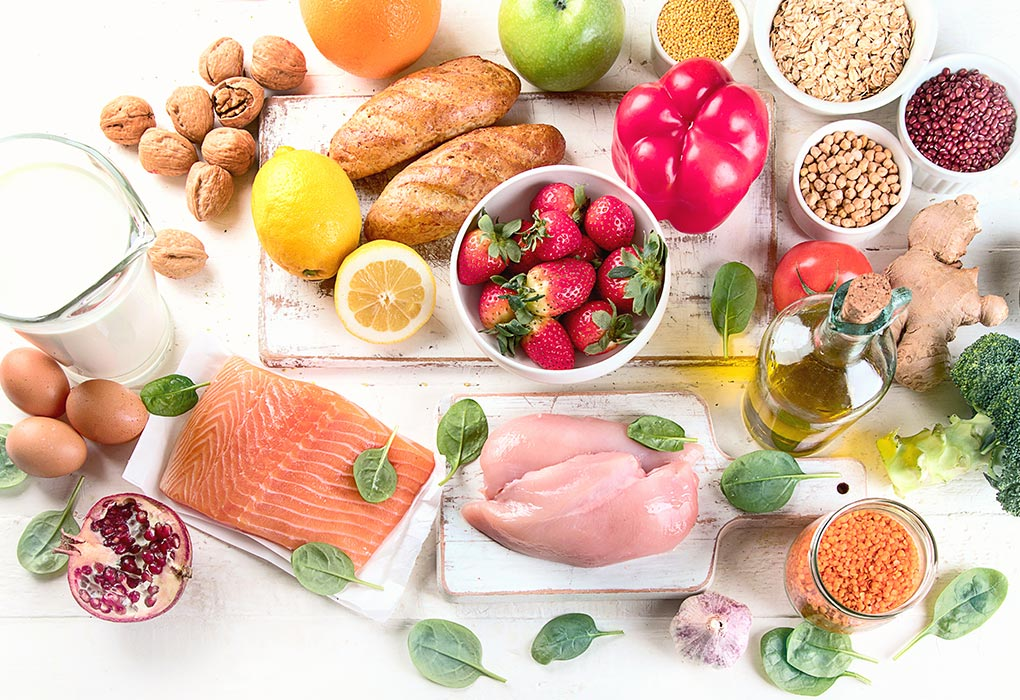 Foods to Eat to Reduce High Blood Pressure during Pregnancy