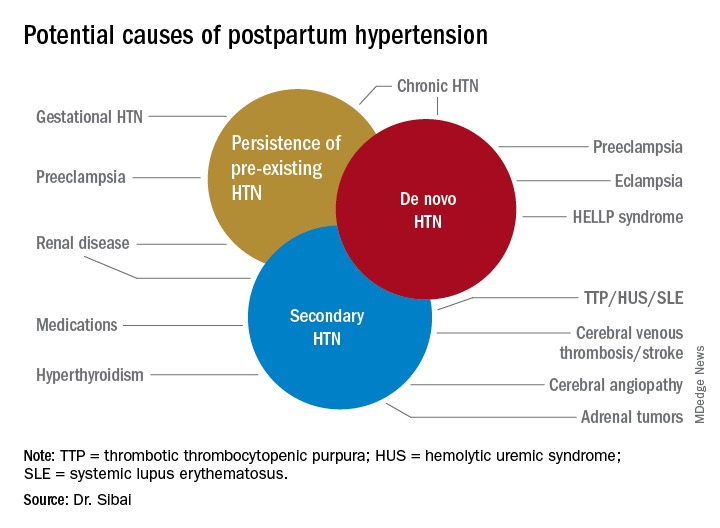 Recognition, evaluation, and management of postpartum hypertension   MDedge  ObGyn