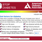What are the causes and risk factors for diabetes ?   VIP Lab