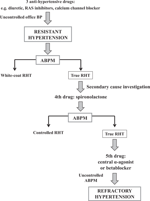 Refractory hypertension: what do we know so far? | Journal of Human  Hypertension