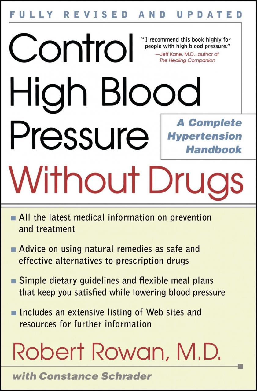 10 Ways to Control High Blood Pressure Without Medication • GLtrends.com.ng
