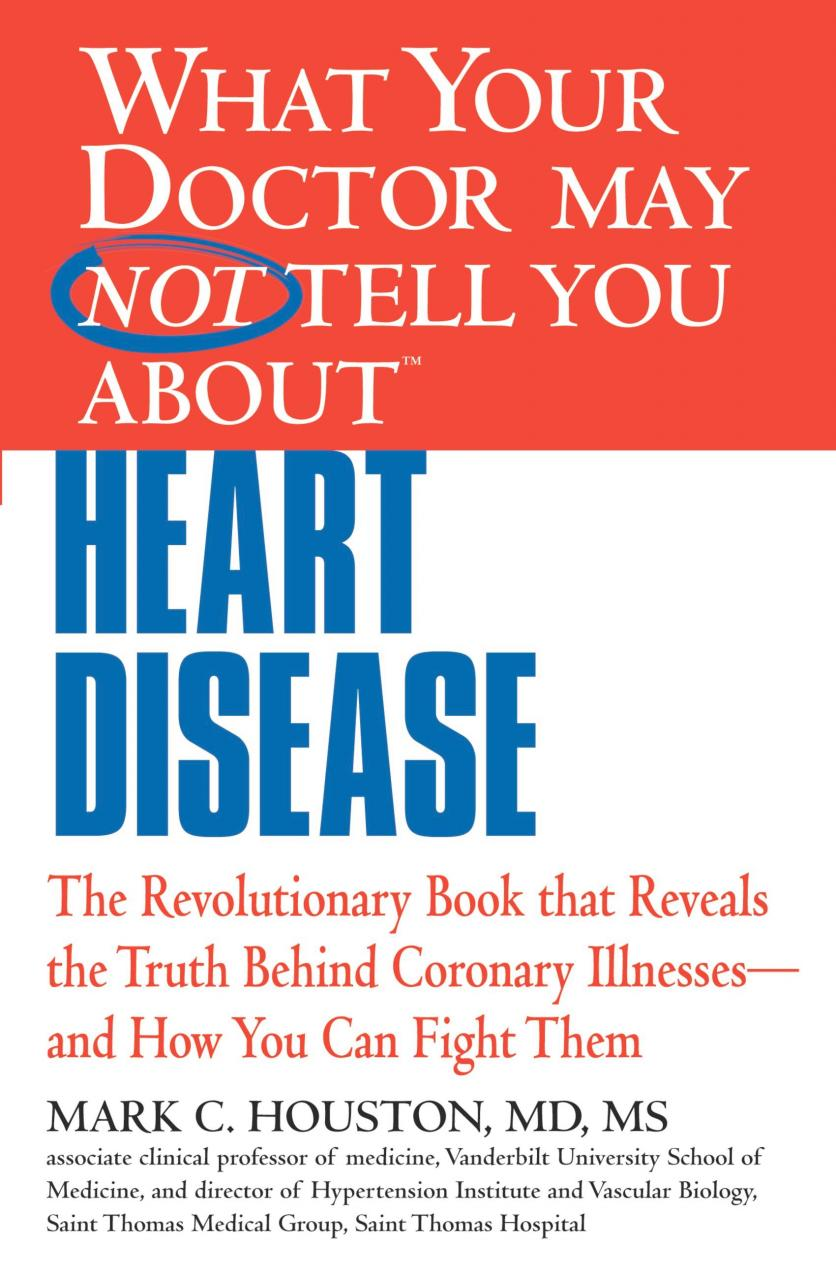 What Your Doctor May Not Tell You About Heart Disease – Way Bay View Store