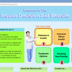The DMIT (Decision Making in Insulin Therapy) project – University of  Malaya eHealth Initiative