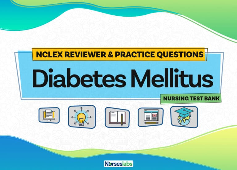 Diabetes NCLEX Questions and Reviewer (100 Items) - Nurseslabs