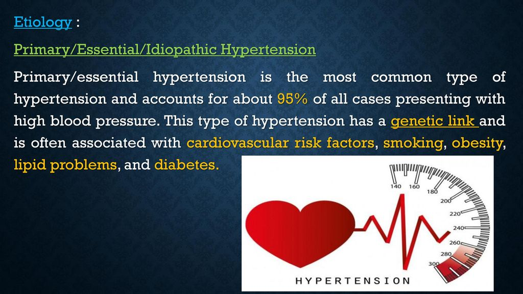 Medically compromised patient Hypertension - ppt download