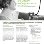 Hypertension and Obesity: How Weight-loss Affects Hypertension - Obesity  Action Coalition