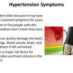 What Is Hypertension? Hypertension, or high blood pressure, is a common  condition that will catch up with most people who live into older age. When  it's. - ppt video online download