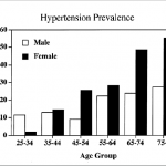 Hypertension prevalence in different age groups. | Download Scientific  Diagram