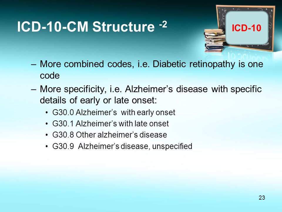 ICD-10-CM Orientation in Post Acute Care - ppt download