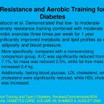 Exercise for Diabetes & Insulin Resistance - ppt download