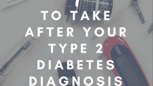 What to do when you're diagnosed with Type 2 Diabetes