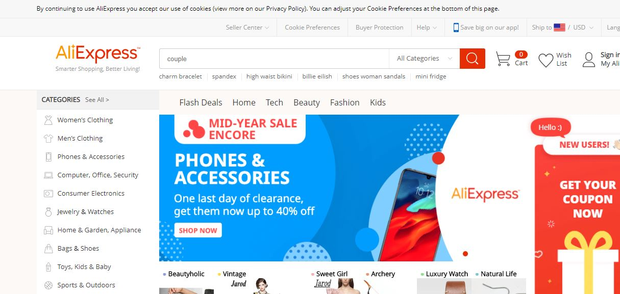 Aliexpress Virus – How to Remove It