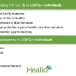 More data needed as LGBTQ+ populations face disparities in CV health