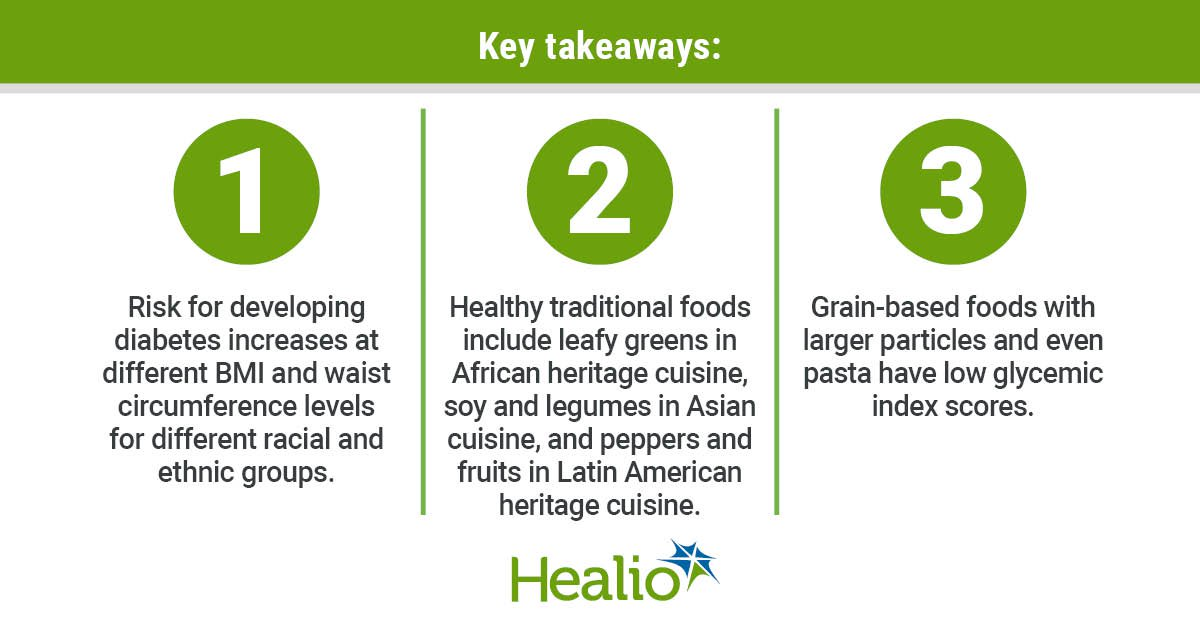 How traditional diets can improve diabetes care
