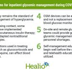 Guidance: Adapt inpatient insulin, glucose monitoring protocols during  COVID-19 pandemic