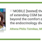 MOBILE: CGM benefits adults with type 2 diabetes using basal insulin in  primary care