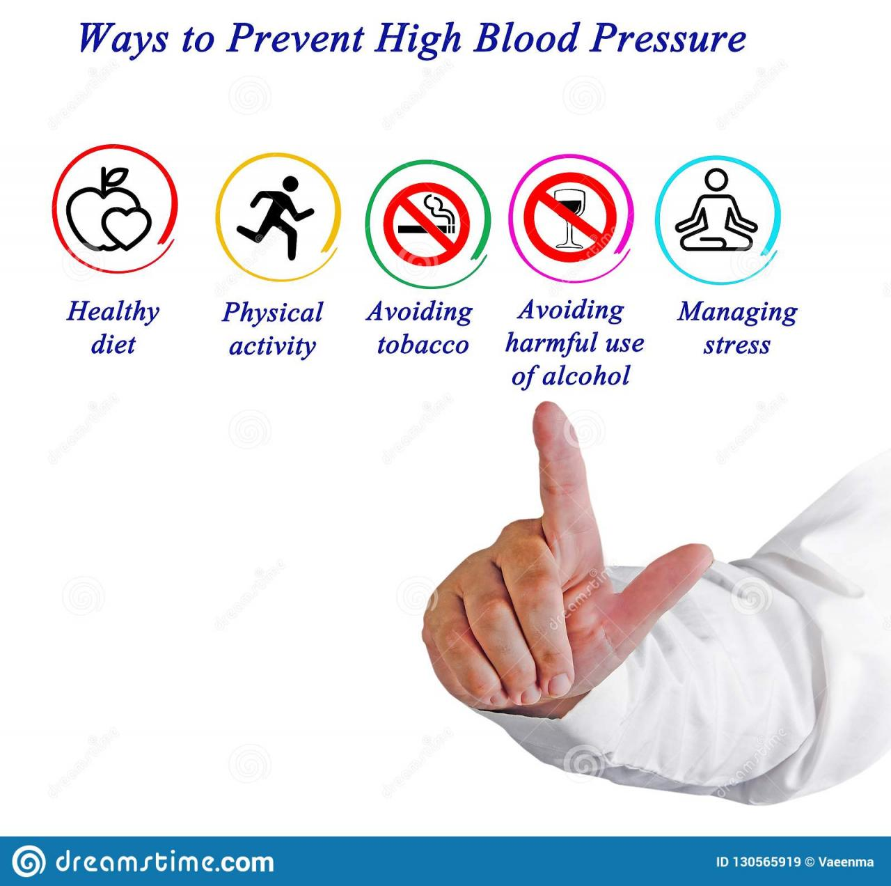 Prevent Hypertension or High Blood Pressure During the Holidays