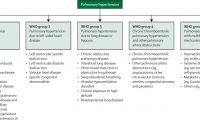 References in A global view of pulmonary hypertension - The Lancet  Respiratory Medicine