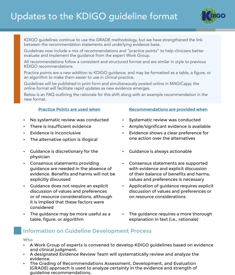 KDIGO 2021 Clinical Practice Guideline for the Management of Blood Pressure  in Chronic Kidney Disease - Kidney International