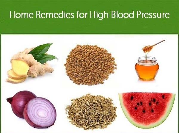 Home remedies for high blood pressure | HealthInfi