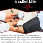 High Blood Pressure is known as 'Silent Killer', Why?