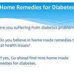 Home remedies-for-diabetes.ppt