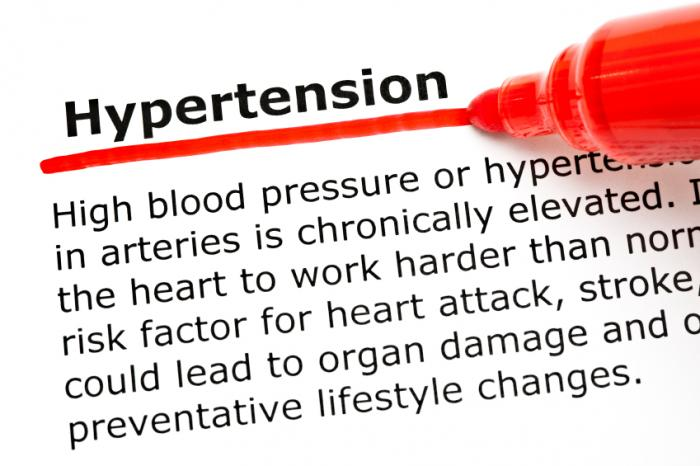 New guidelines raise upper hypertension limit for 'otherwise healthy'  over-60s