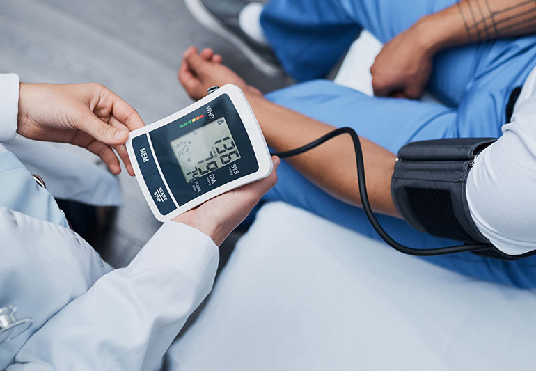 Why Chronic High Blood Pressure Is So Dangerous – Health Essentials from  Cleveland Clinic