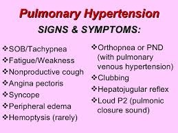 How common is secondary pulmonary hypertension, and is it reversible? -  Quora