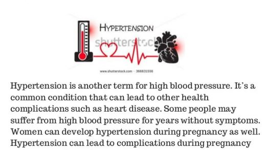 Michael Ihemaguba: How to Control Hypertension