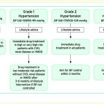 Initiation of blood pressure-lowering treatment (lifestyle changes and... |  Download Scientific Diagram
