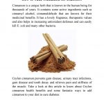 How to take cinnamon for diabetes by Jerry Williams - issuu