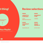 Spotify's latest playlist tool creates a mix to match your workout -  Wilson's Media