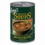 Amy's Organic Low Fat Minestrone Soup, 14.1 fl oz - Smith's Food and Drug