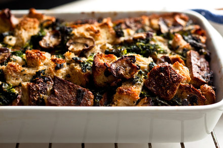 Bread Pudding: Recipe Makeover | Cooking Light