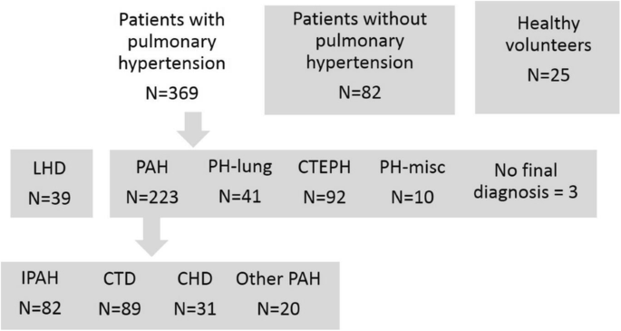 Diagnostic and prognostic significance of cardiovascular magnetic resonance  native myocardial T1 mapping in patients with pulmonary hypertension    Journal of Cardiovascular Magnetic Resonance   Full Text