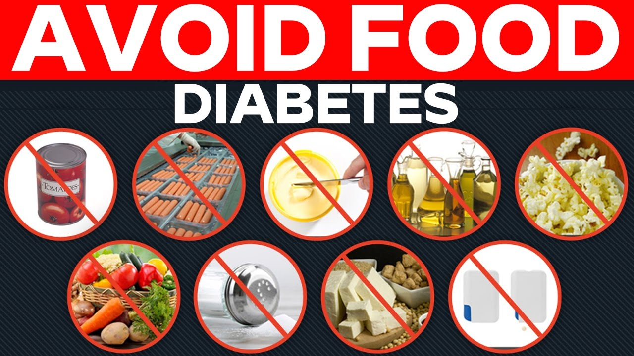 DANGEROUS FOODS FOR DIABETIC PATIENTS || Health Tips | find my recipes