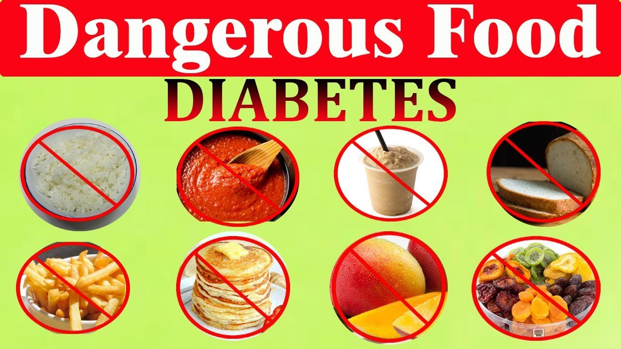 25 Most Dangerous Food for Diabetes (No.1 Scary) – Nutritions Magazine