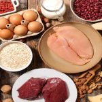 Which protein-rich food to choose in type 2 diabetes diet ?