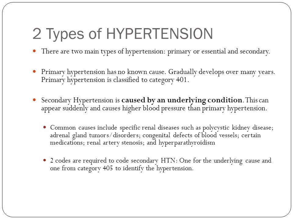 Coding Hypertension and Hyperlipidemia - ppt download